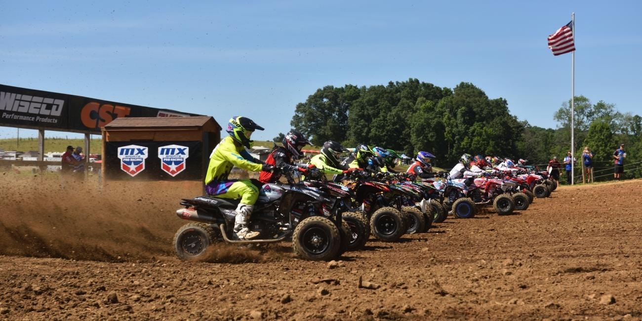 Joel Hetrick Keeps the Momentum Rolling With the Muddy Creek ATVMX National Win