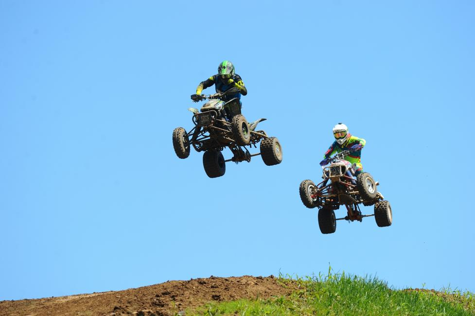 The riders took flight at Muddy Creek over the weekend as there were great battles in almost every class.