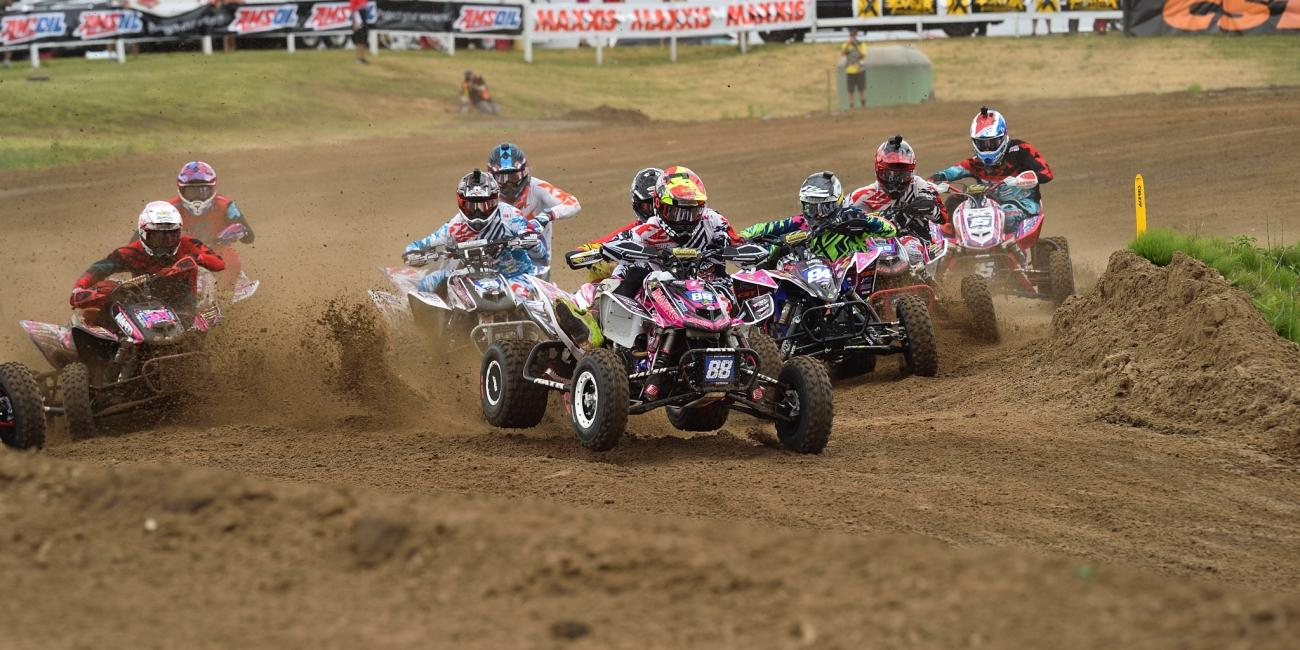 Chad Wienen Returns to the Center of the Box at Sunset Ridge ATVMX National