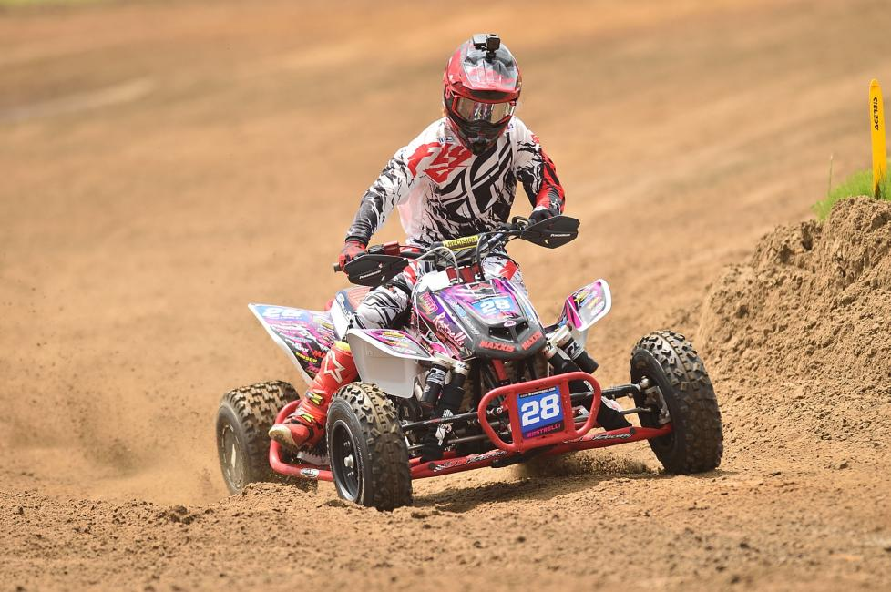 Jeffrey Rastrelli's previous race proved he has what it takes to win the overall at Spring Creek MX Park.