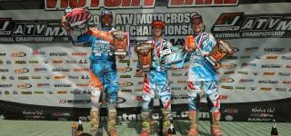 Wiseco ATV Motocross Championship Results: Spring Creek National