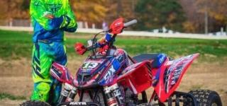 ATVMX Racing Family Mourns the Passing of Racer Kyler Lenz