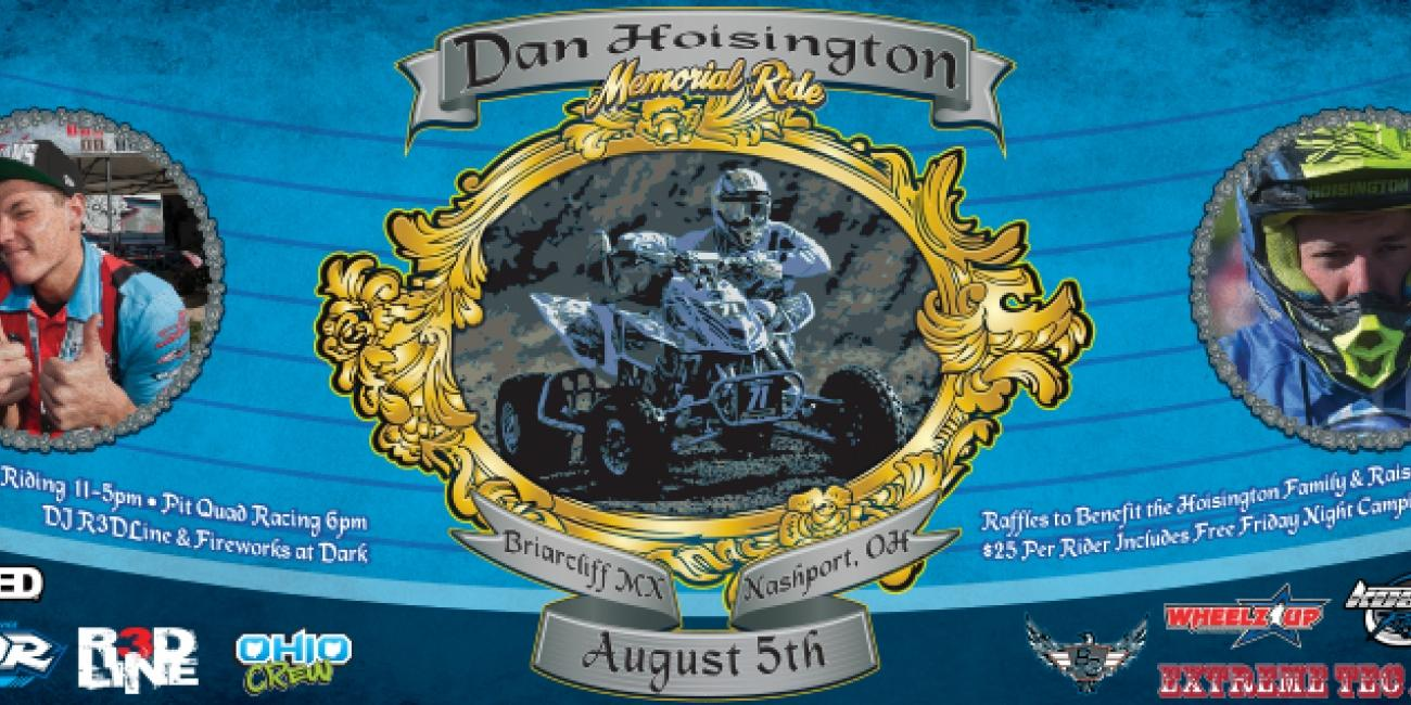 Dan Hoisington Memorial Ride