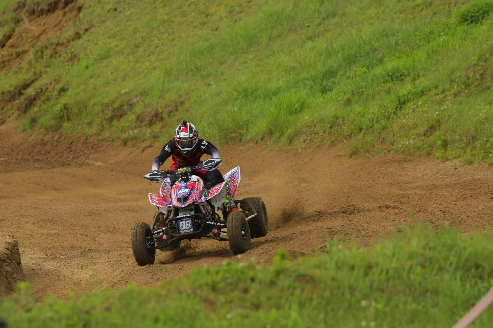 Can Joel Hetrick get the overall and the points lead at Unadilla this weekend?