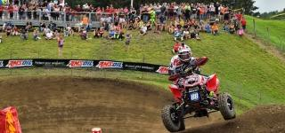 Wiseco ATV Motocross Championship Results: Unadilla National