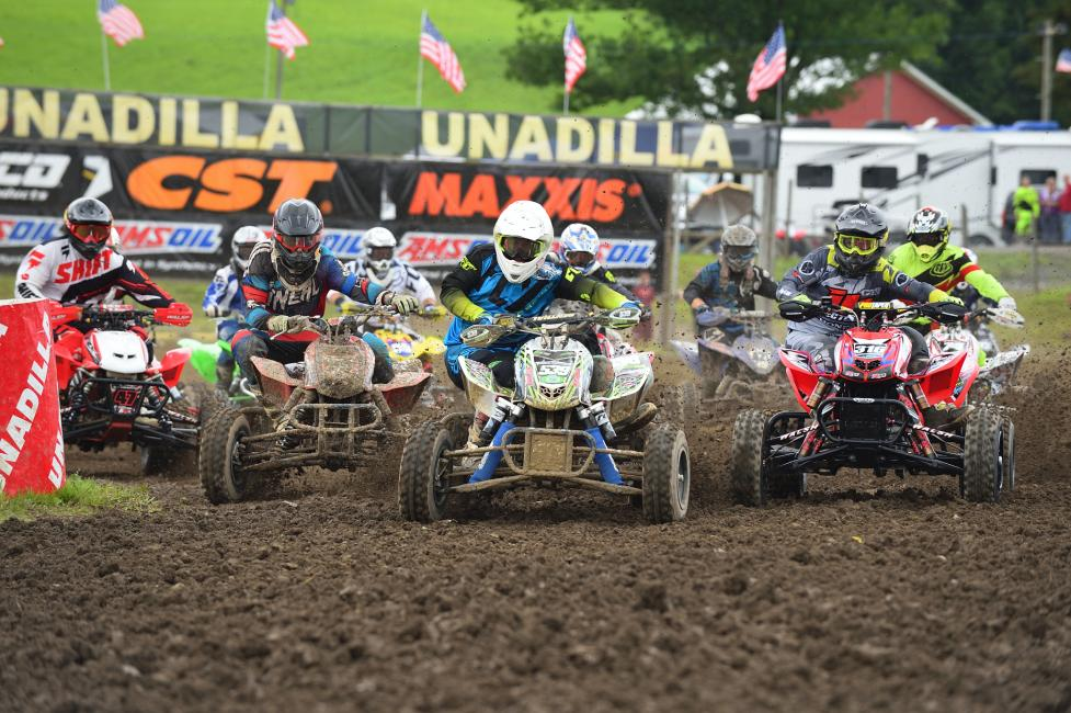 Only 2 more rounds of ATVMX racing before the season comes to an end!