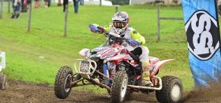 Joel Hetrick Leads the AMA Pro ATV Field into RedBud ATVMX National