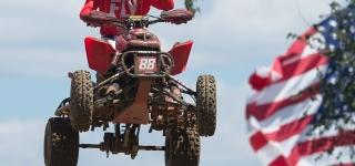 Wiseco ATV Motocross Championship Results: RedBud National
