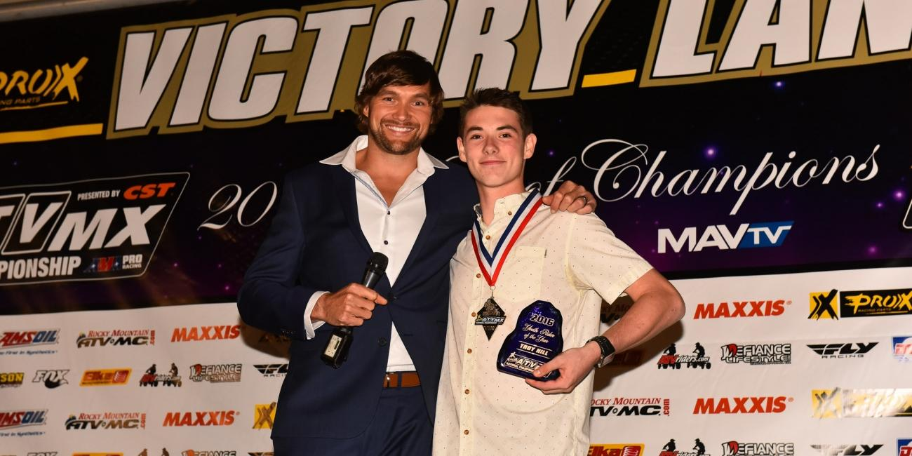 Wiseco ATV Motocross National Championship Announces 2017 Awards Banquet