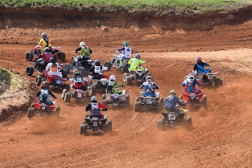 Whose still out there racing!? Use #ATVMX in your social posts to let us know.