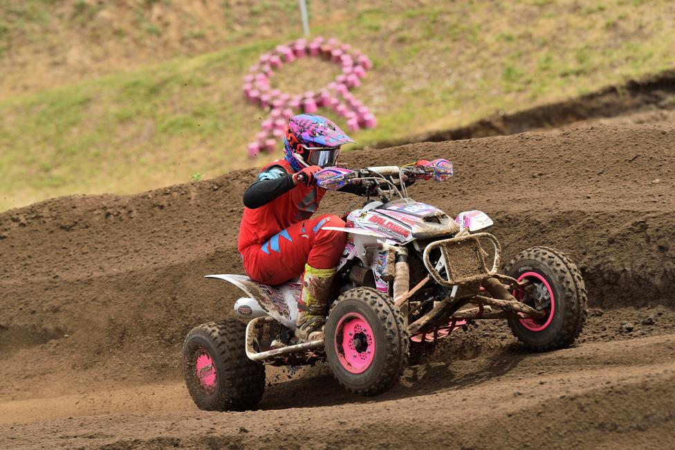 Remember when ATVMX went PINK to raise awareness for Breast Cancer Awareness? If you're coming to the Ironman GNCC you'll have to get your PINK out again and help us raise awareness!