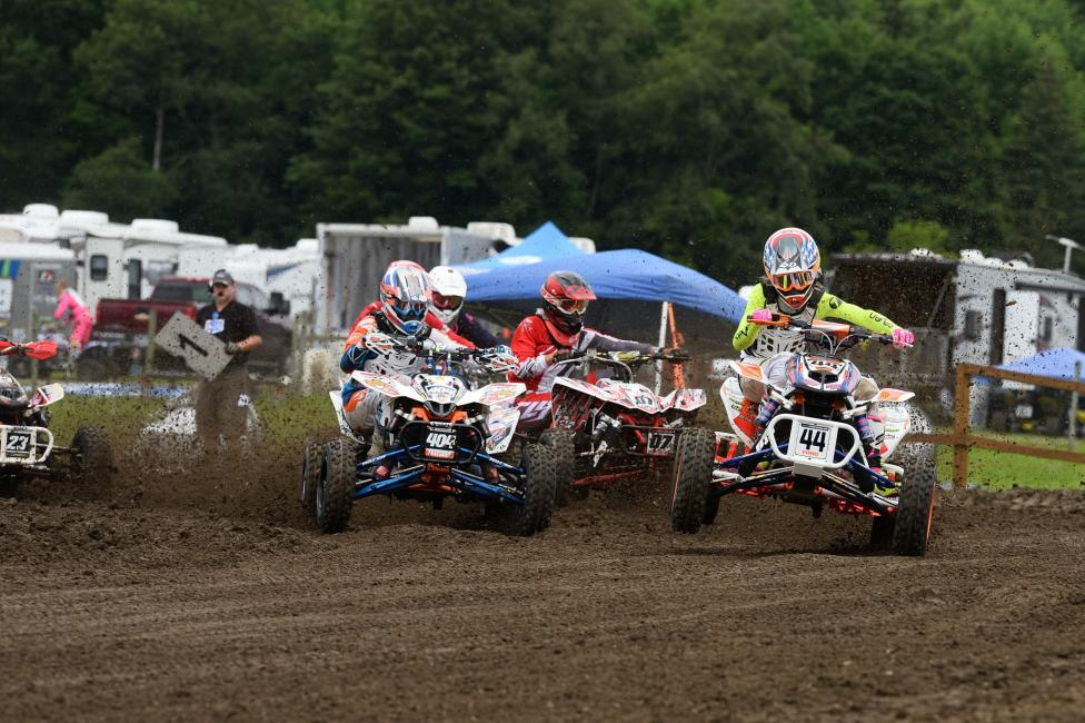 The ATVMX Youth are looking fast, we can't wait for the future.