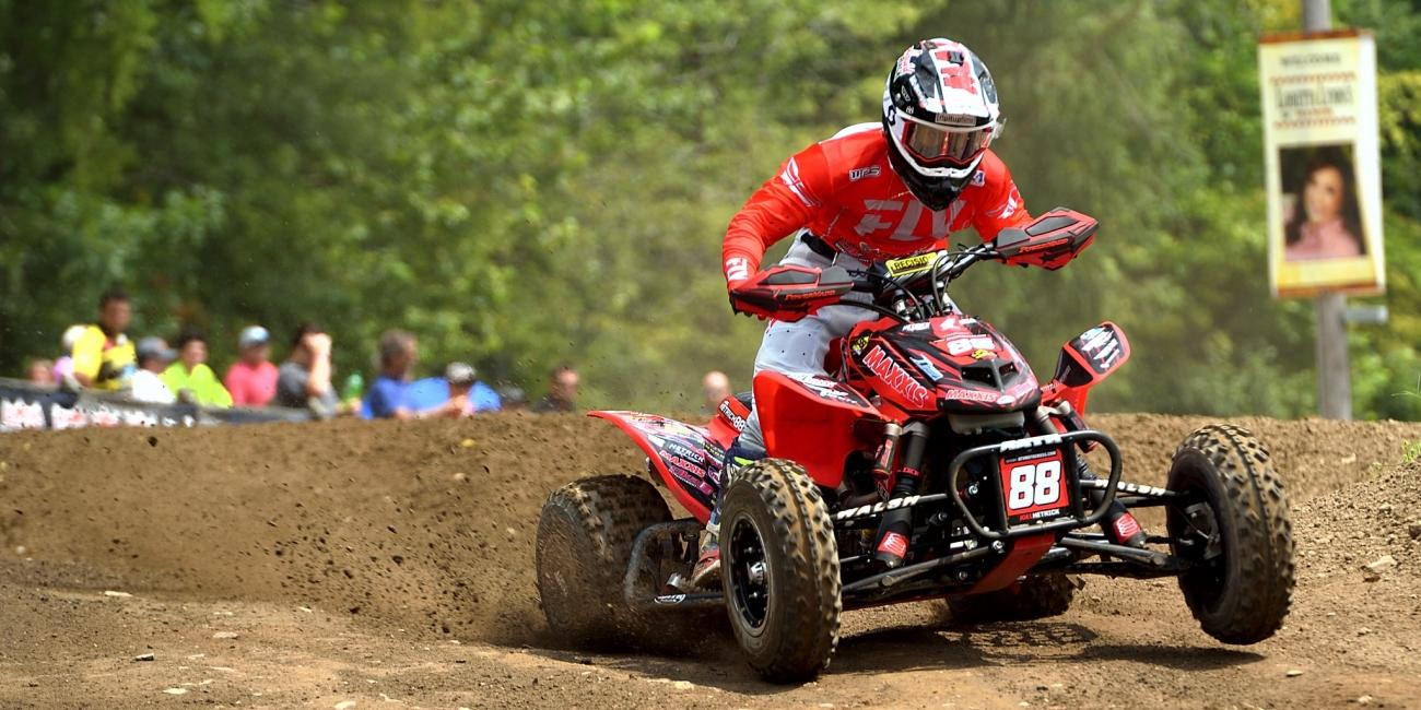 Joel Hetrick 2017 ATV Motocross Championship Video
