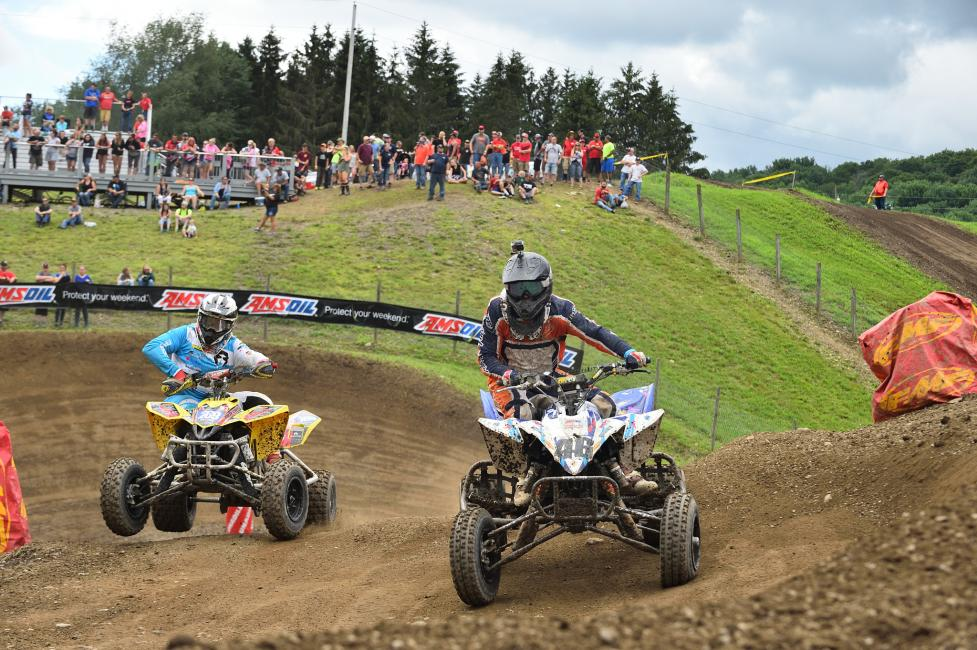 Keep us updated by using the hashtag #ATVMX and we'll feature you on social media or in an edition of Site Lap.