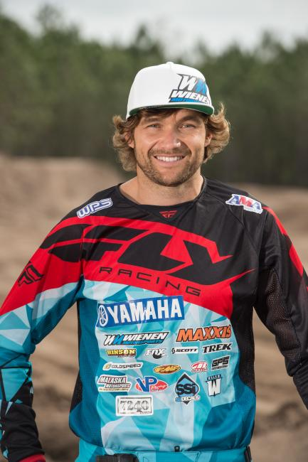 Chad Wienen aims to recapture his spot at the top, chasing his sixth ATV MX Championship.