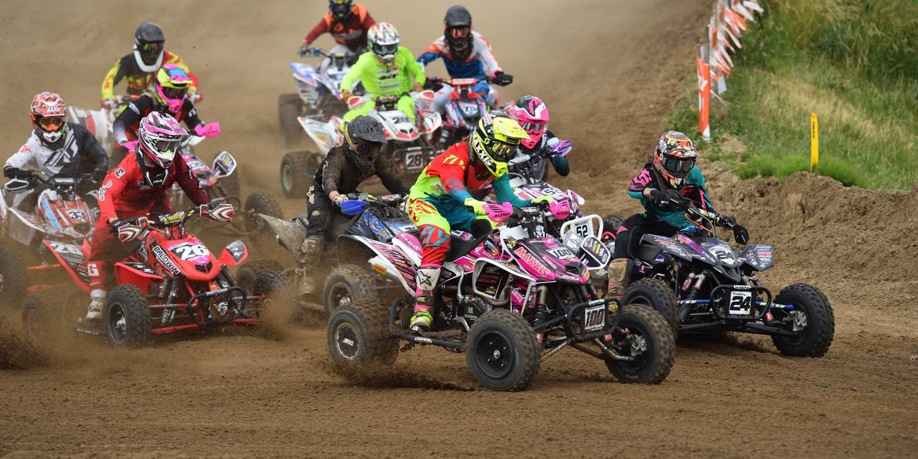 AMA State Championship Program Offered at 2018 ATV Motocross Series