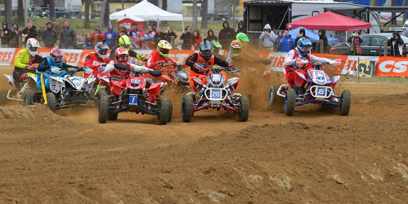 Joel Hetrick Looks to Earn Second-Straight Win as ATV Motocross National Championship Travels to Underground MX Park