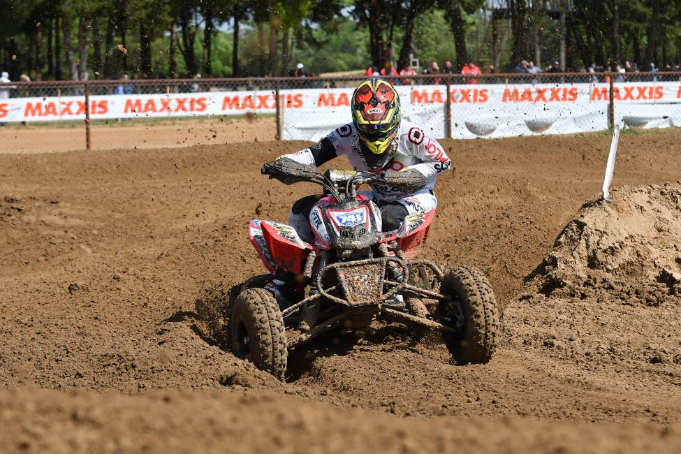 Westley Wolfe had his best performance at the previous round, placing fifth in the Pro division and first in the Pro-Am class.