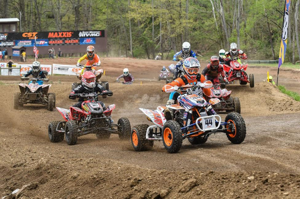 These amateur racers are fast and fun to watch all weekend long.