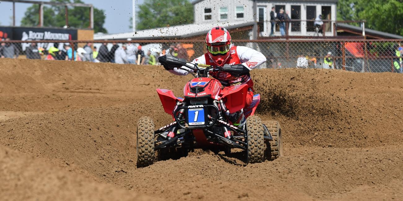 Tune-In Alert: ATV Motocross from Underground MX on MAVTV Saturday, June 9 at 9:30 AM ET