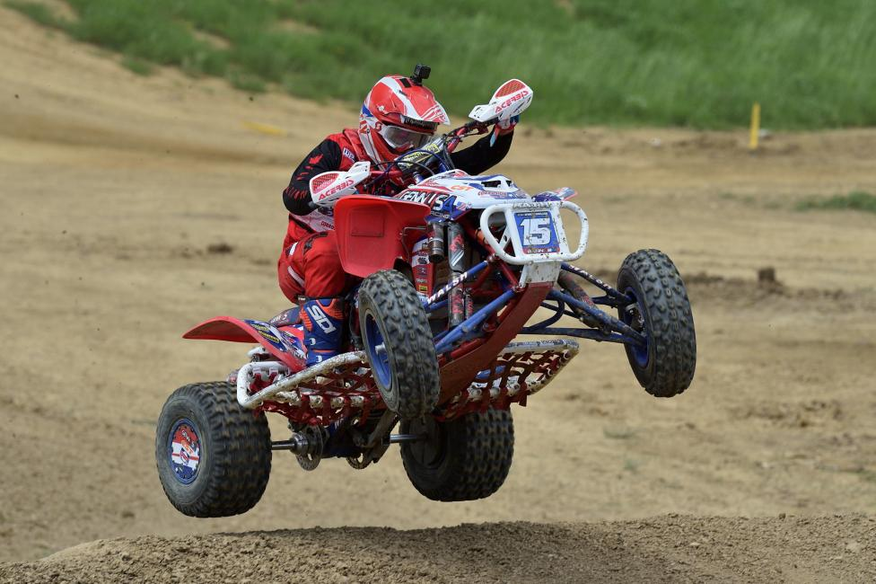 Nick Gennusa is hoping to earn his first overall podium finish of the season this Saturday in Illinois.