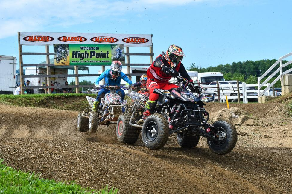 Open Pro Sport have had some intense moto battles, be sure to catch all the amateur and pro action Saturday & Sunday!