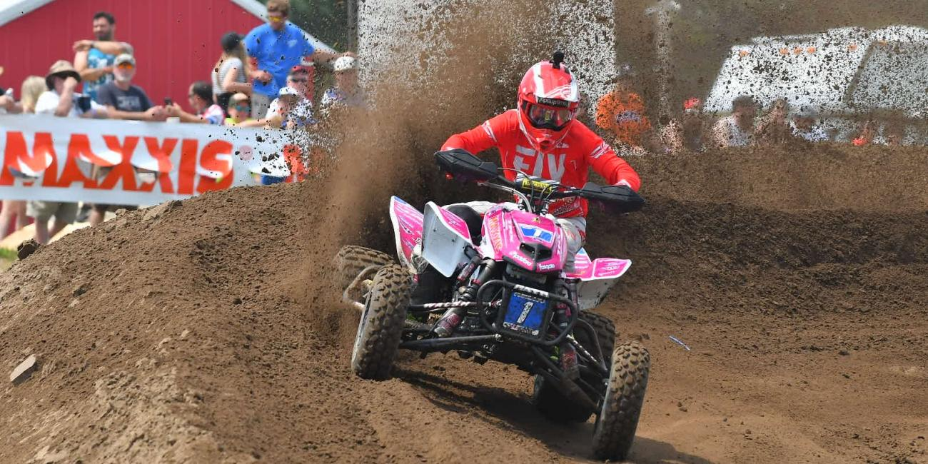 Joel Hetrick Takes the Win and Points Lead in Illinois