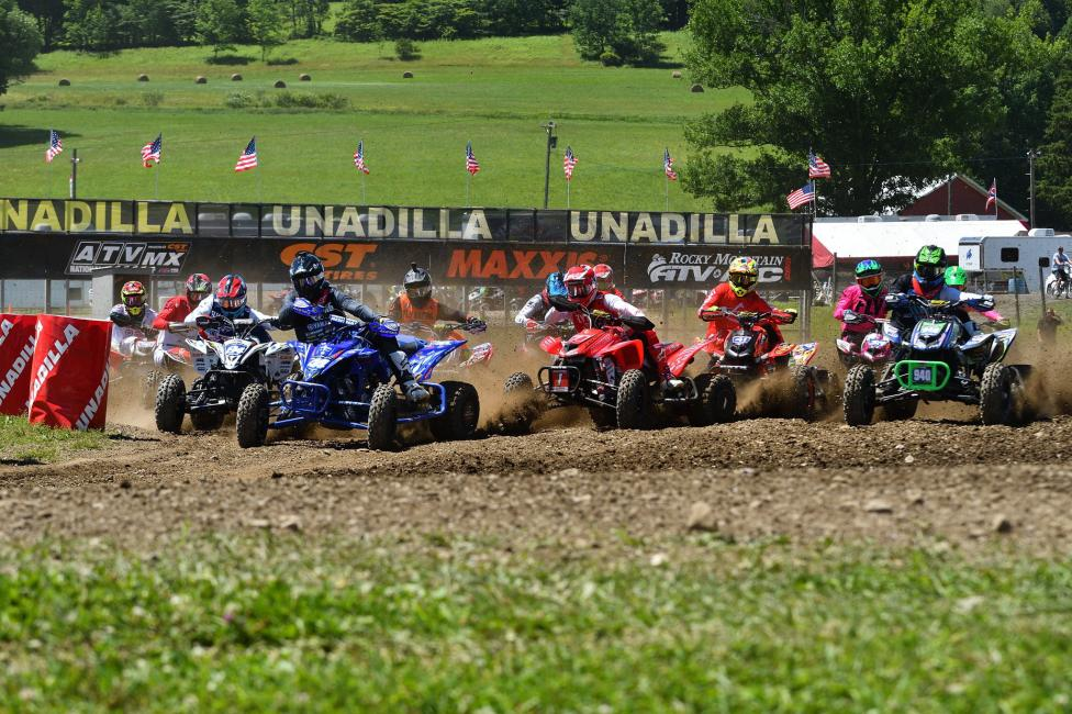 Who will take the holeshot at RedBud?