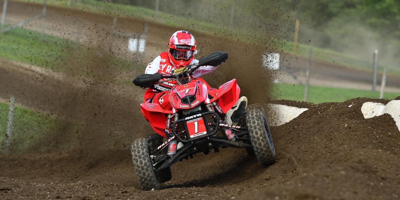 Joel Hetrick Looks to Extend Points Lead Before ATVMX Finale
