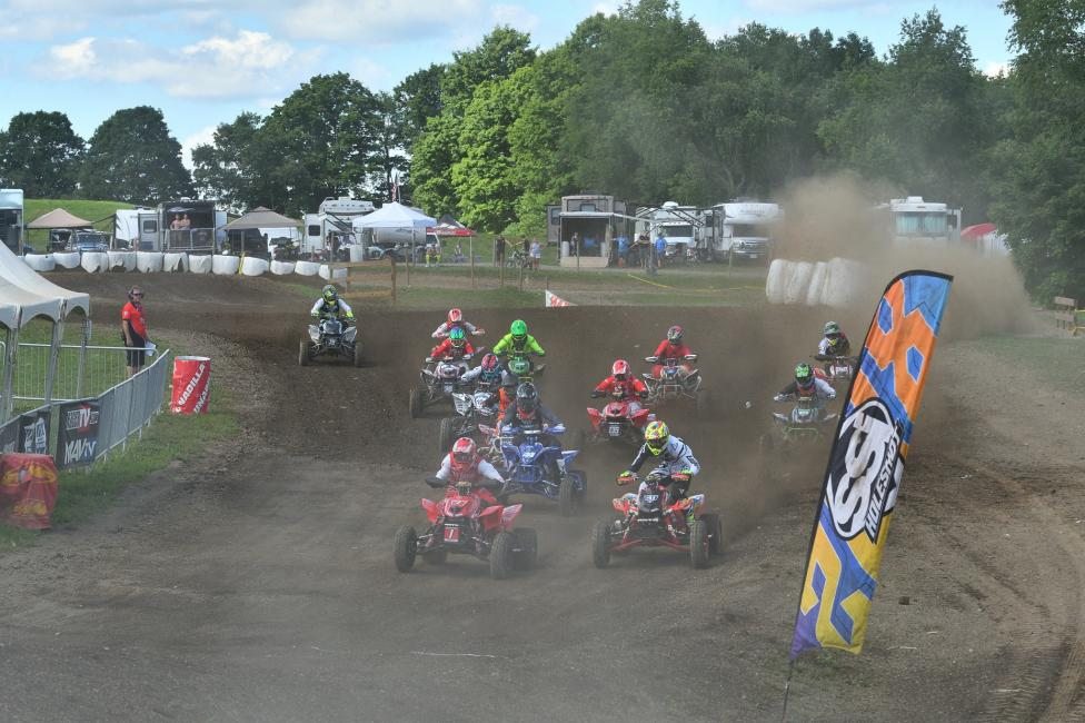 Who will capture the holeshot at the iconic RedBud MX this Saturday, July 21?