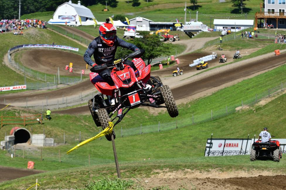 Joel Hetrick earned the moto one win at Unadilla MX, check out MAVTV's full episode on Saturday, September 1 to see if he takes home the overall win.