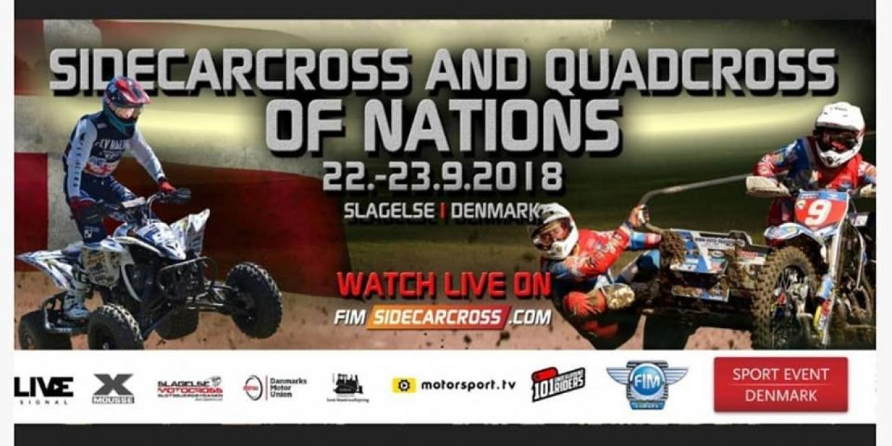 Quadcross of Nations Live Sept 22-23