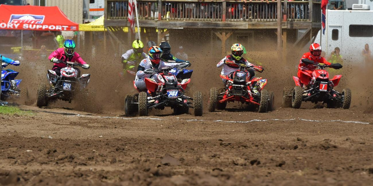 Tune-In Alert: ATV Motocross from Loretta Lynn's Ranch on MAVTV Saturday, September 29 at 9:30 AM and 12:30 PM ET
