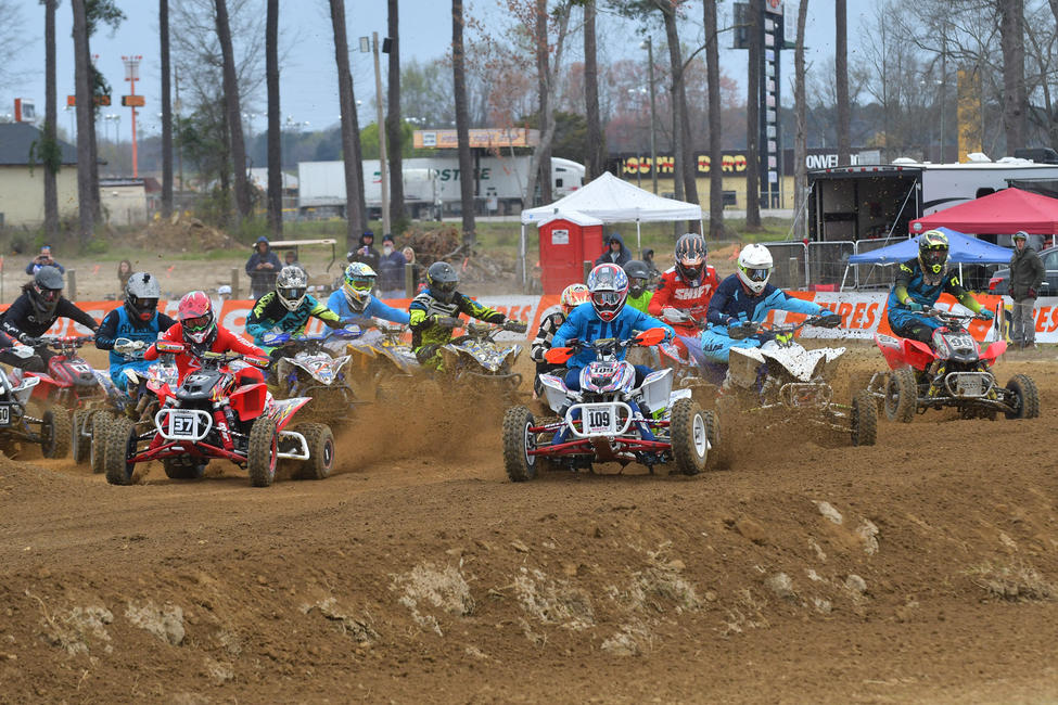 The series will stop at popular spots such as Ironman Raceway, South of the Border, Muddy Creek Raceway, Sunset Ridge MX, Unadilla MX and RedBud MX, before the finale of amateur rounds at the popular Loretta Lynn Ranch.