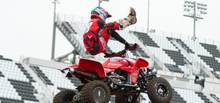 Joel Hetrick Earns Season Opener Win at Daytona ATV Supercross
