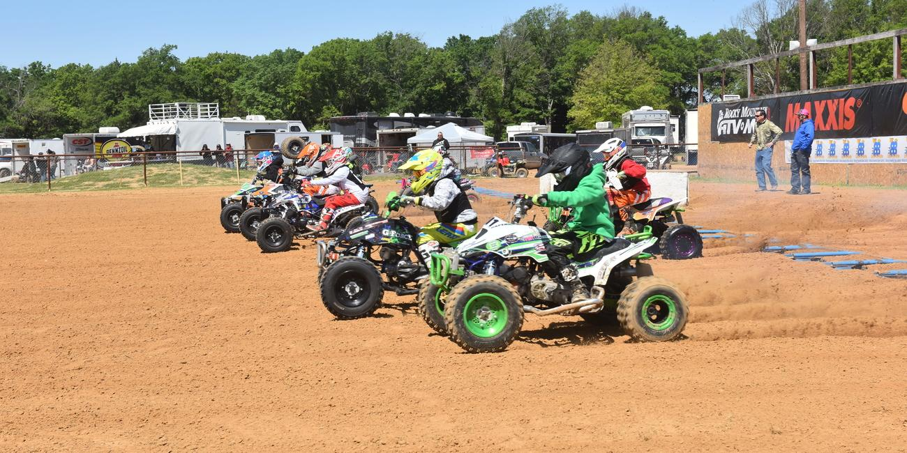 Competition Bulletin 2019-4: Revised 2019 ATVMX Racer Order Available