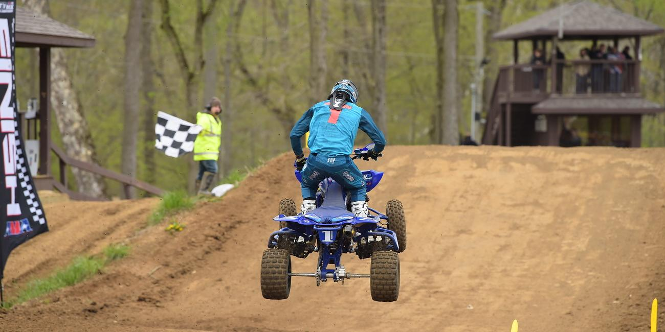 Chad Wienen Earns Ironman ATVMX National Overall Win