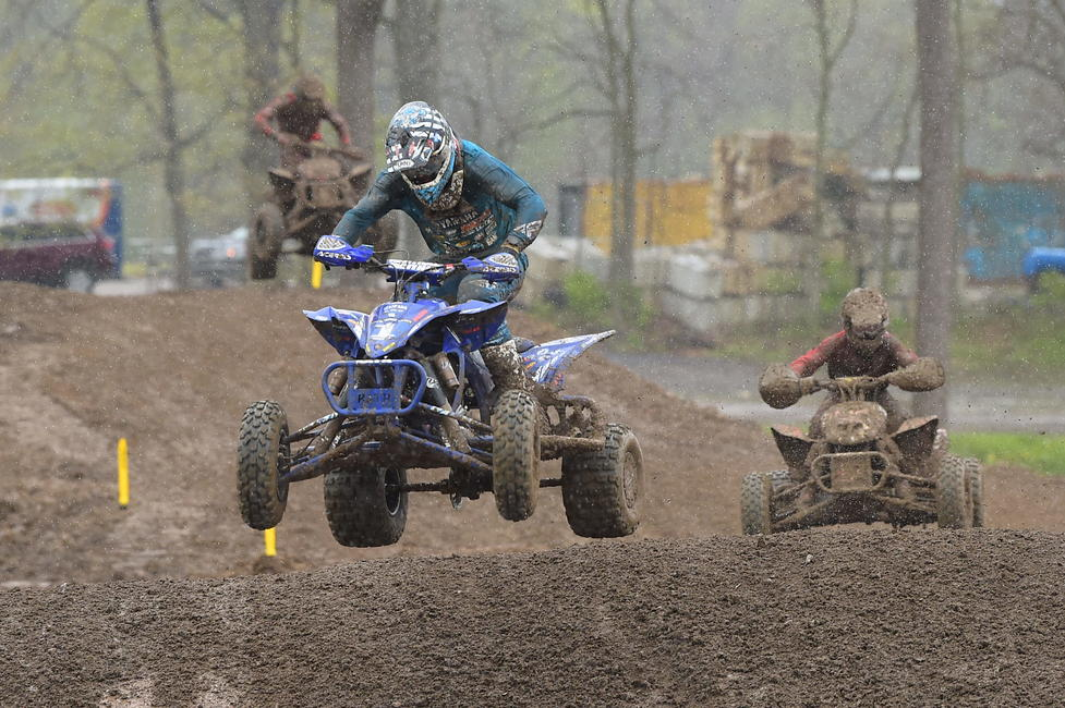Chad Wienen earned his fist-ever Ironman ATVMX National overall win this past weekend at round 3 in Indiana.