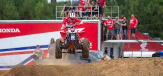 Joel Hetrick Goes 1-1 at Round Four in South Carolina