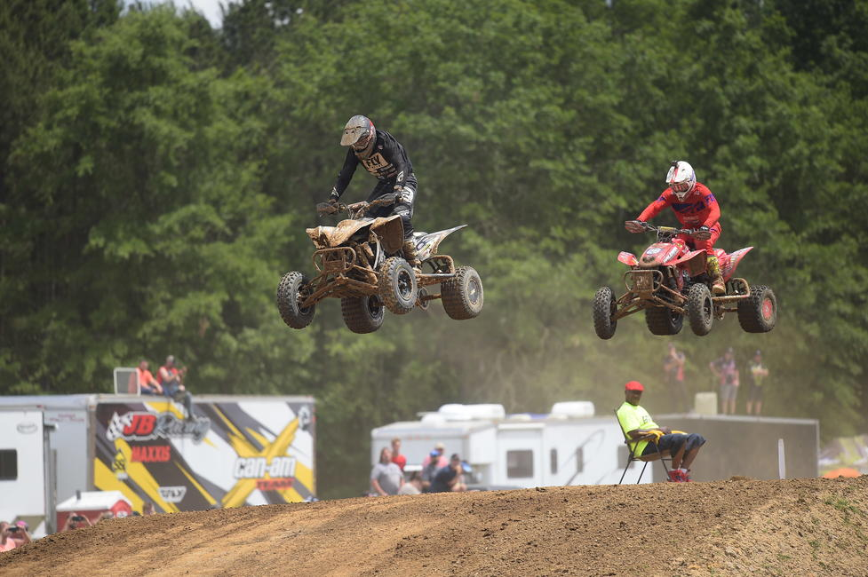 Thomas Brown and Jeffrey Rastrelli are hoping to battle for an overall win this Saturday, May 25.