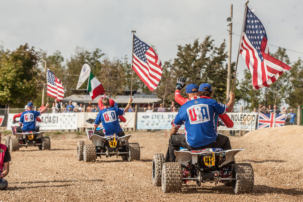 Last year the United States team earned their second-straight QXON win in Denmark, and this year they will aim to take the win in Germany.