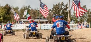 United States Quadcross of European Nations Team Announced