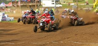 Hetrick, Wienen, Brown Top ATV Dirt Days at Loretta Lynn Ranch
