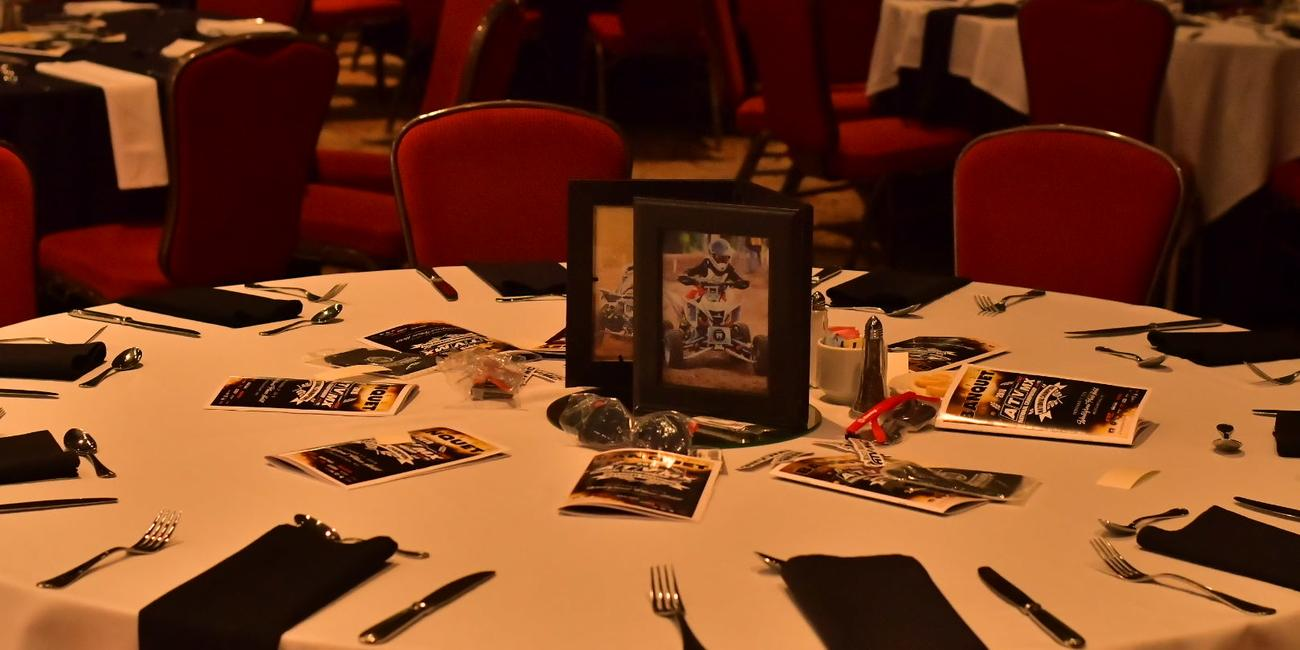2019 ATVMX Night of Champions Table Assignments