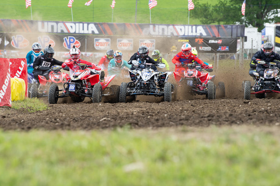 The 2020 ATV Motocross National Championship Series will be partnering with Vet Tix inviting active duty military and veterans to the races.