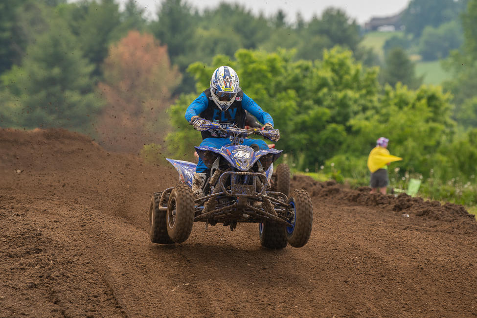 Wienen Motorsports/Yamaha/Maxxis' Chad Wienen brought home second overall from Tennessee.