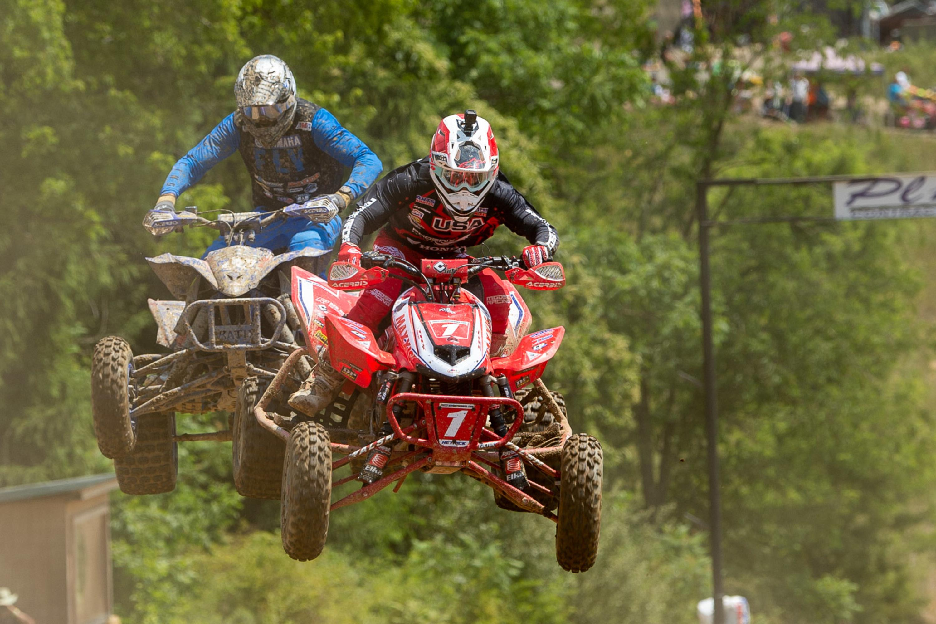 RLT Competition Bulletin 2020-14: Update to Pro Motocross, Loretta Lynn, GNCC and ATVMX Schedules