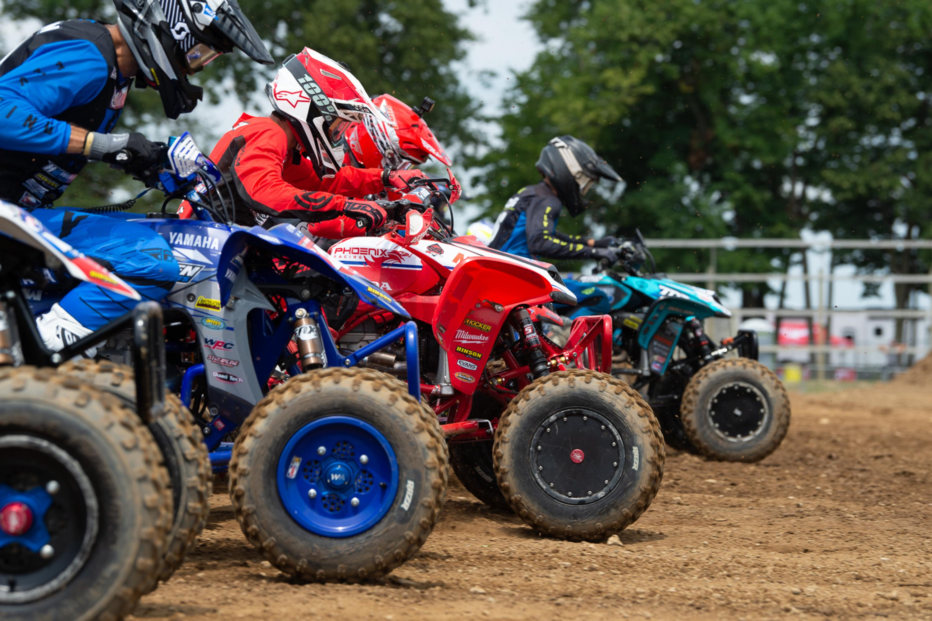 Photo Gallery: RedBud Pros