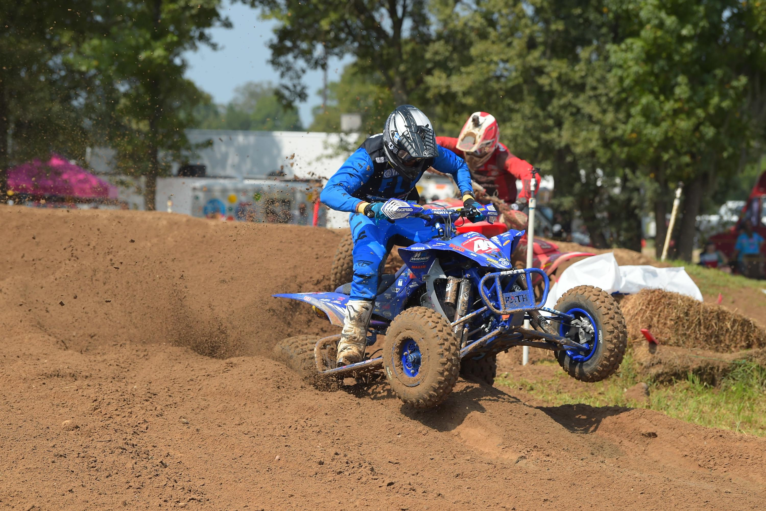 Intense Racing at Texas ATVMX National Doubleheader