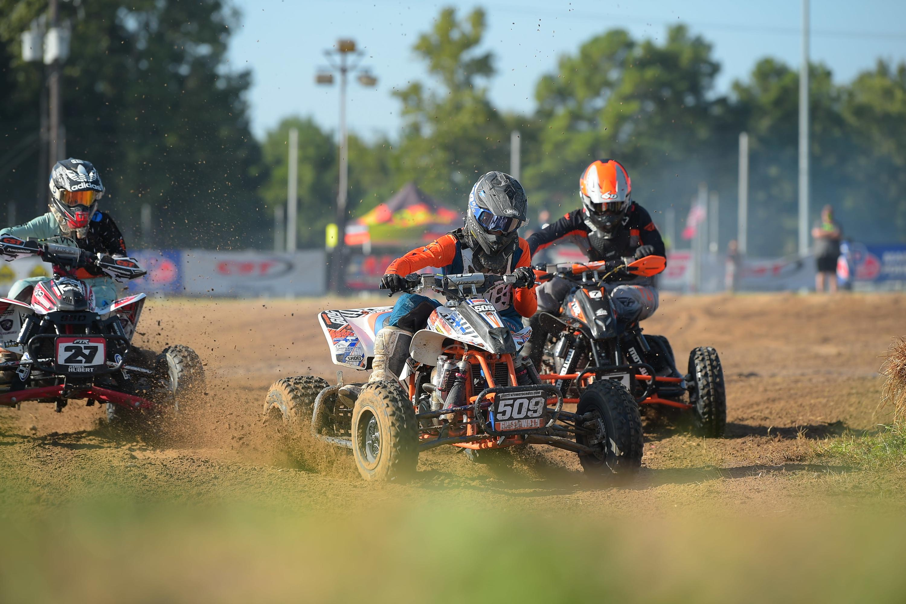 Competition Bulletin 2021-1: Tentative 2021 ATVMX Supplemental Rules, National Classes and Production Stock Chart Available for Public Comment